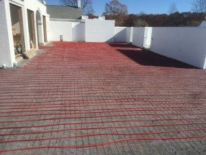 31 Ton Geothermal Heating and Cooling System