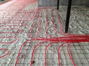 Radiant Heating in Dobbs Ferry, N.Y.