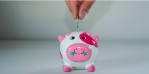 5 Ways to Save On Energy Costs piggy bank saving